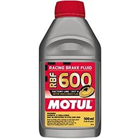 Motul 600 Factory Line Racing Brake Fluid