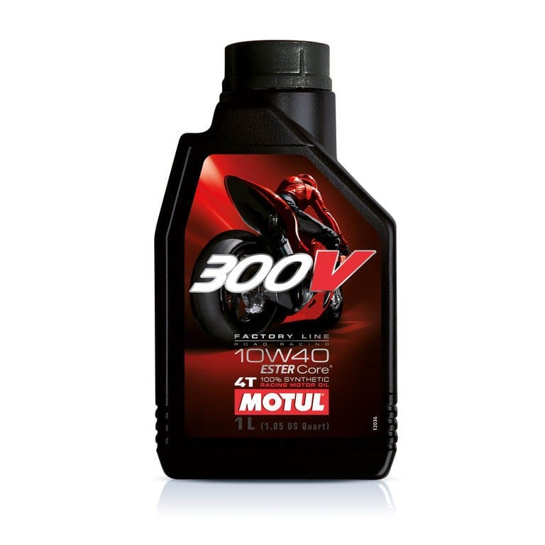 Motul 300V Factory Line Road Racing 10W40 | 1L