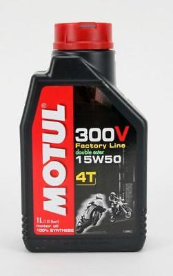 Motul 300V Factory Line Road Racing 15W50 | 1L