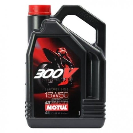 Motul 300V Factory Line Road Racing 15W50 | 4L
