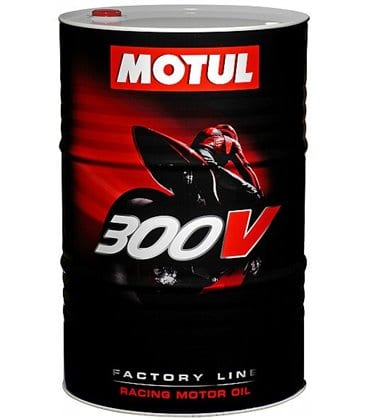 Motul 300V Factory Line Road Racing 15W50 | 208L