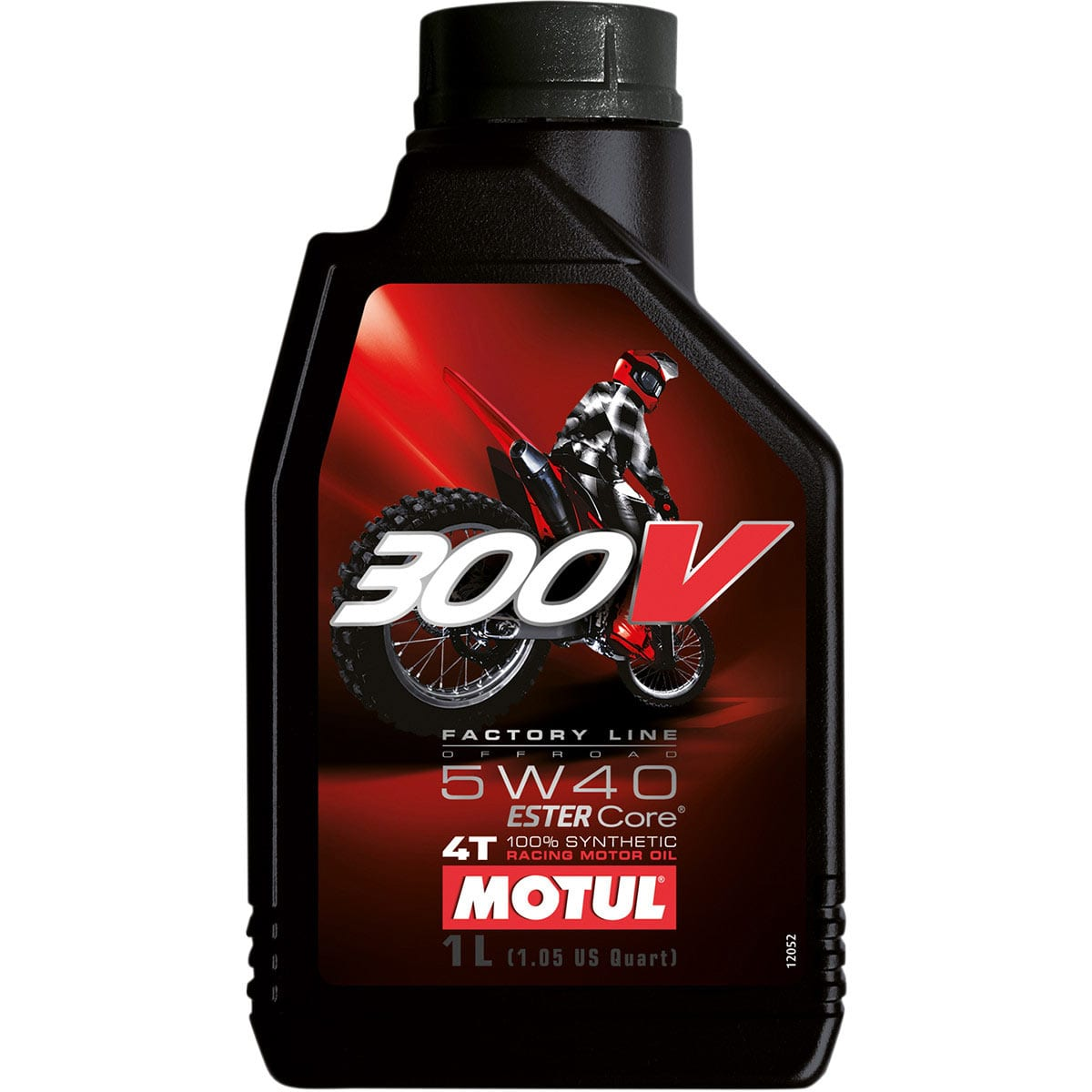 Motul 300V Factory Line Off Road 5W40 | 1L