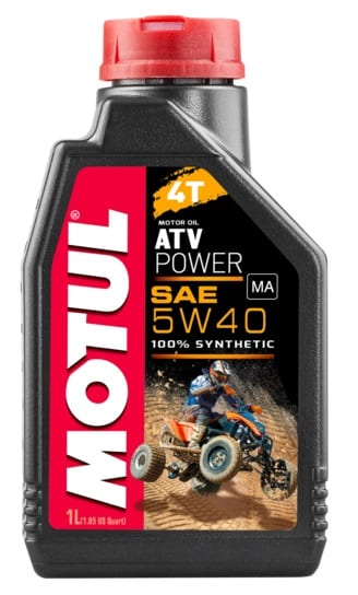 Motul ATV Power 4T 5W40 | 1L