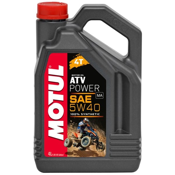 Motul ATV Power 4T 5W40 | 4L