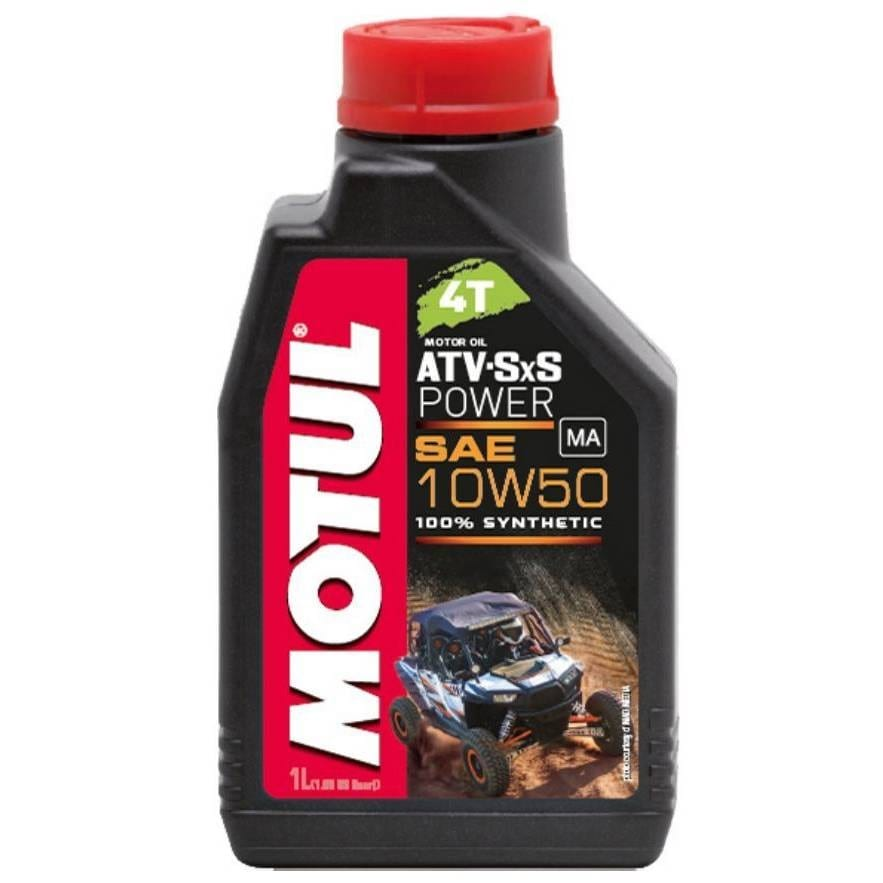 Motul ATV-SXS Power 4T 10W50 | 1L
