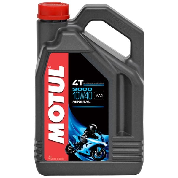 Motul 3000 10W40 4T | 4L
