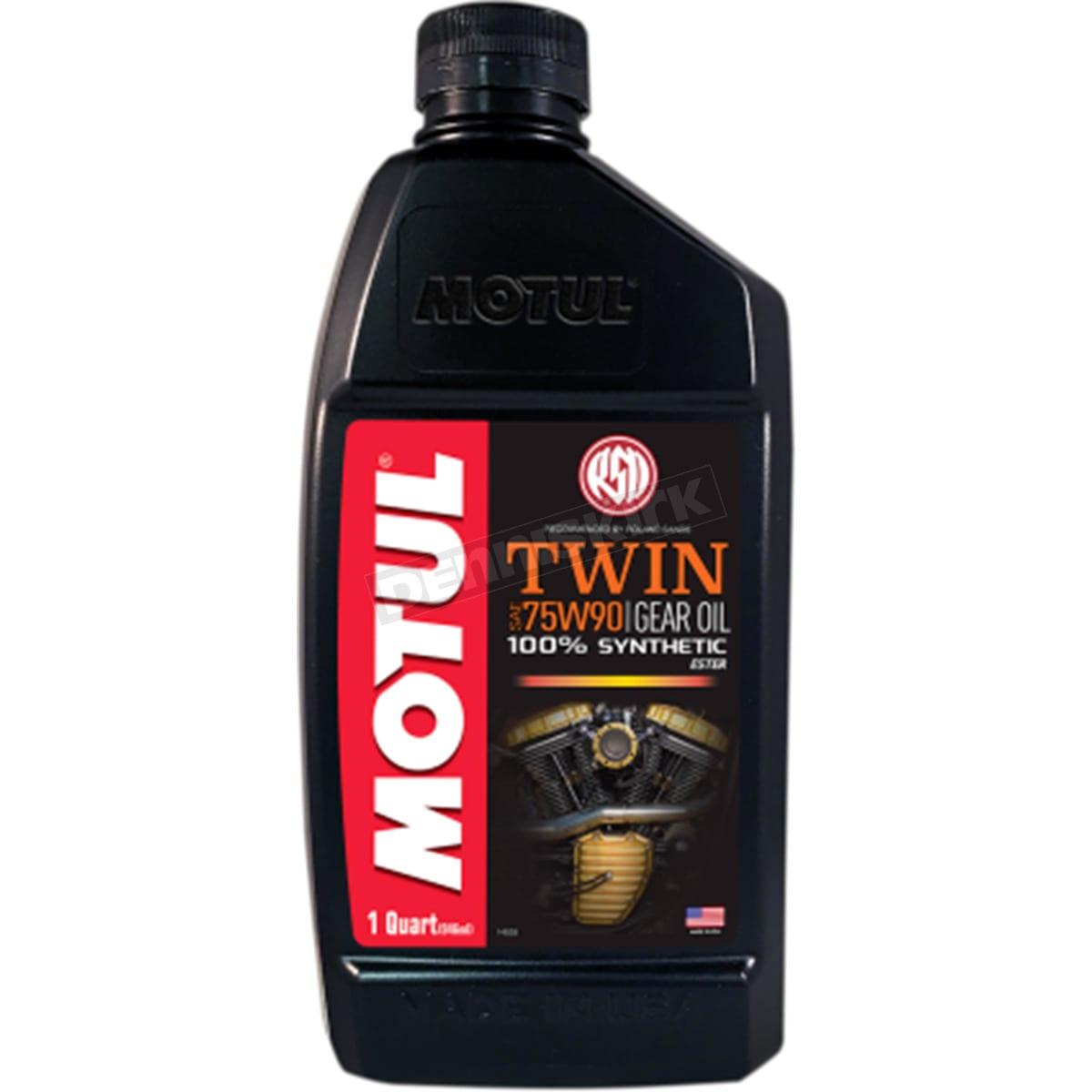 Motul Synthetic Twin Gear Oil 75W90 | 1QT