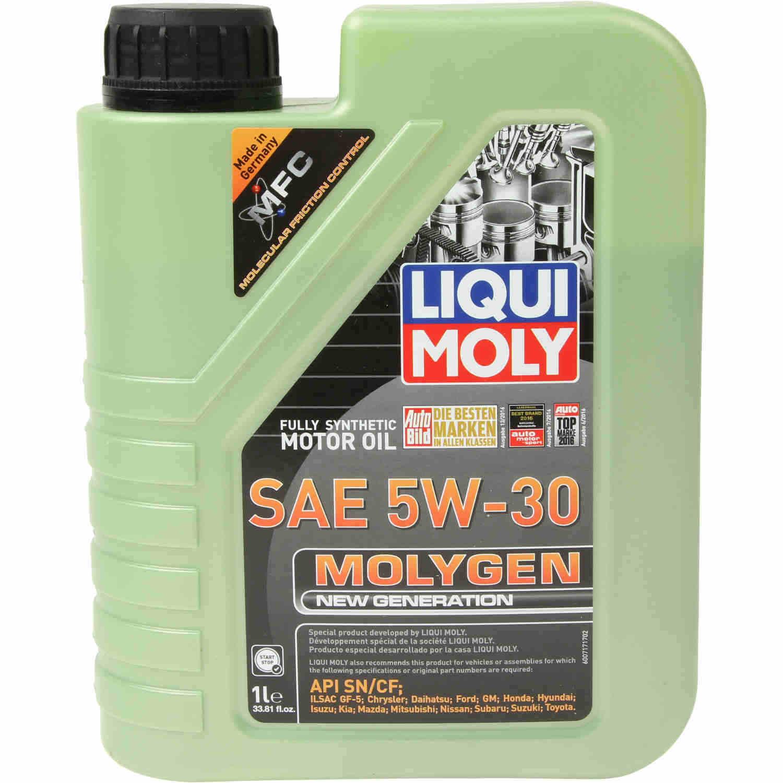 LIQUI MOLY 1L Molygen New Generation Motor Oil 5W-30