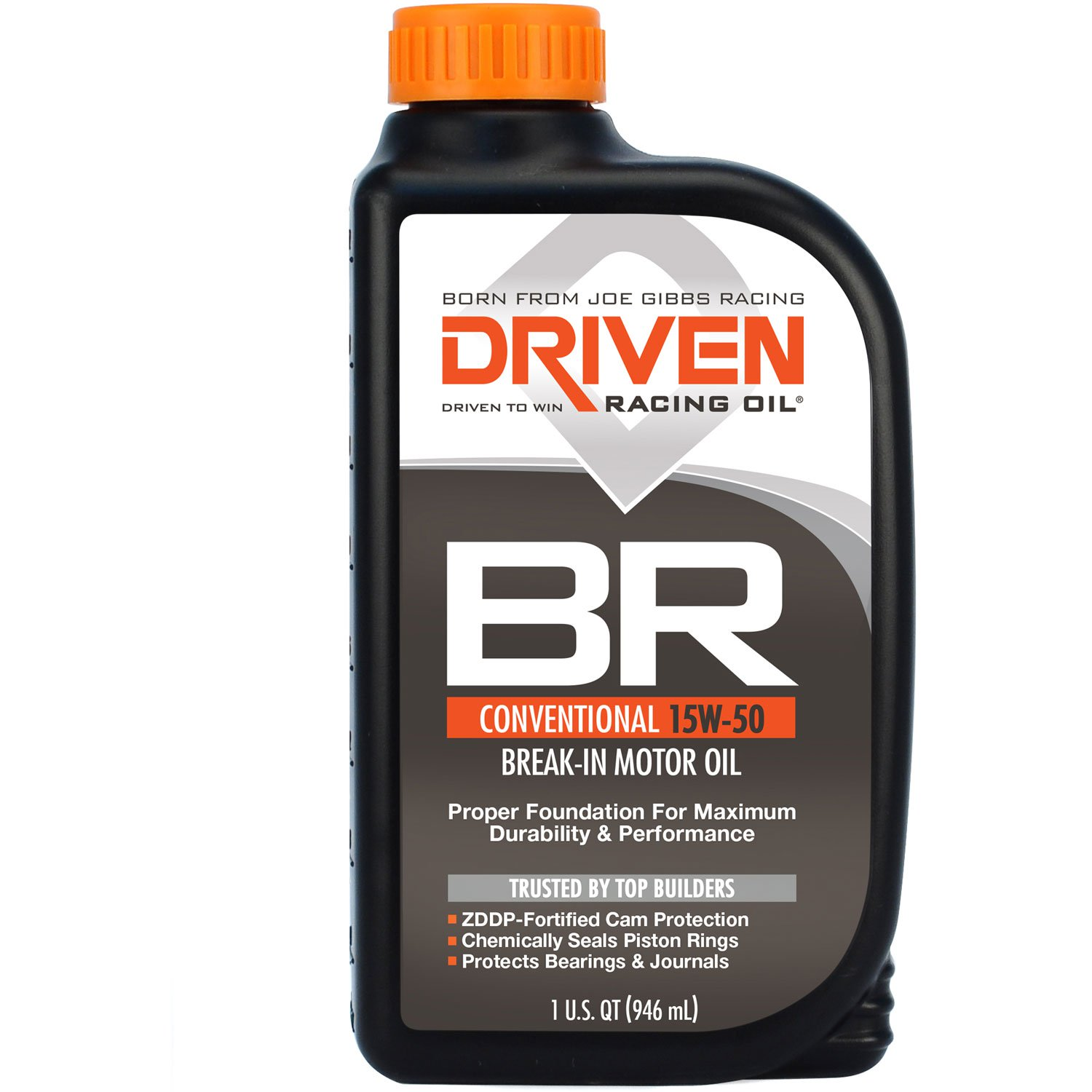 Driven Racing Oil BR Break In Oil Quart (15w-50)