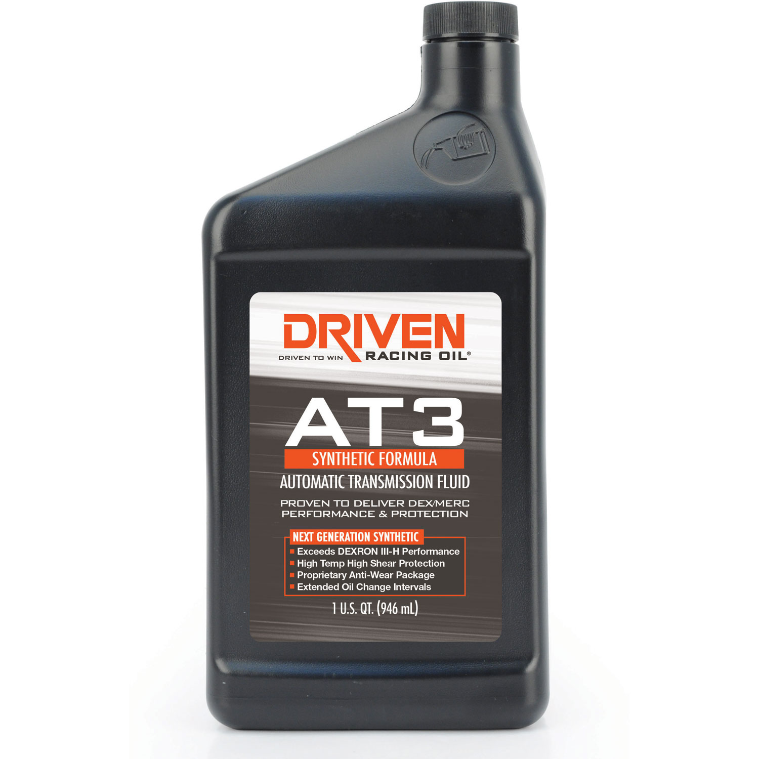 Driven Racing Oil AT3 Synthetic Dex/MERC Auto. Transmission Fluid - Quart