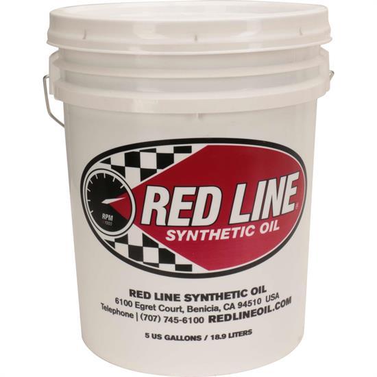Red Line 5W20 Motor Oil 5 Gallon