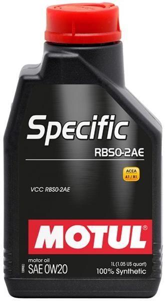 Motul Specific Line Oil | RBS0-2AE 0W20 | 1L