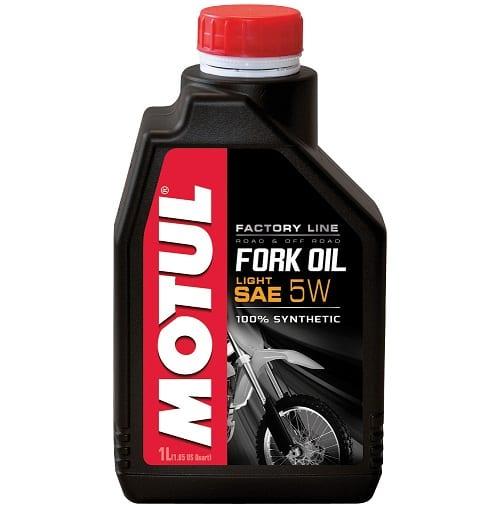 Motul Factory Line Fork Oil 5W | 1L