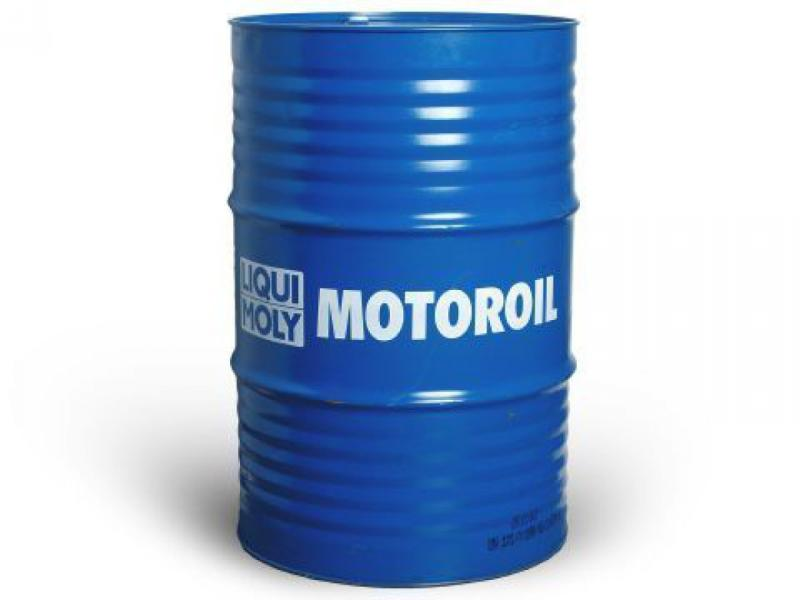 LIQUI MOLY 205L Super Leichtlauf (Low Friction) Motor Oil 10W-40