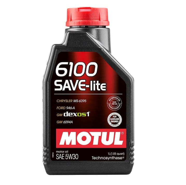 Motul 6100 SAVE-LITE 5W30 1L