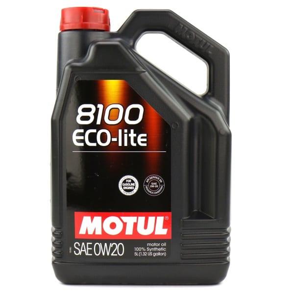 Motul 8100 ECO-LITE 0W20 5L