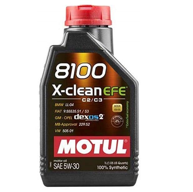 Motul 8100 X-CLEAN EFE 5W30 1L