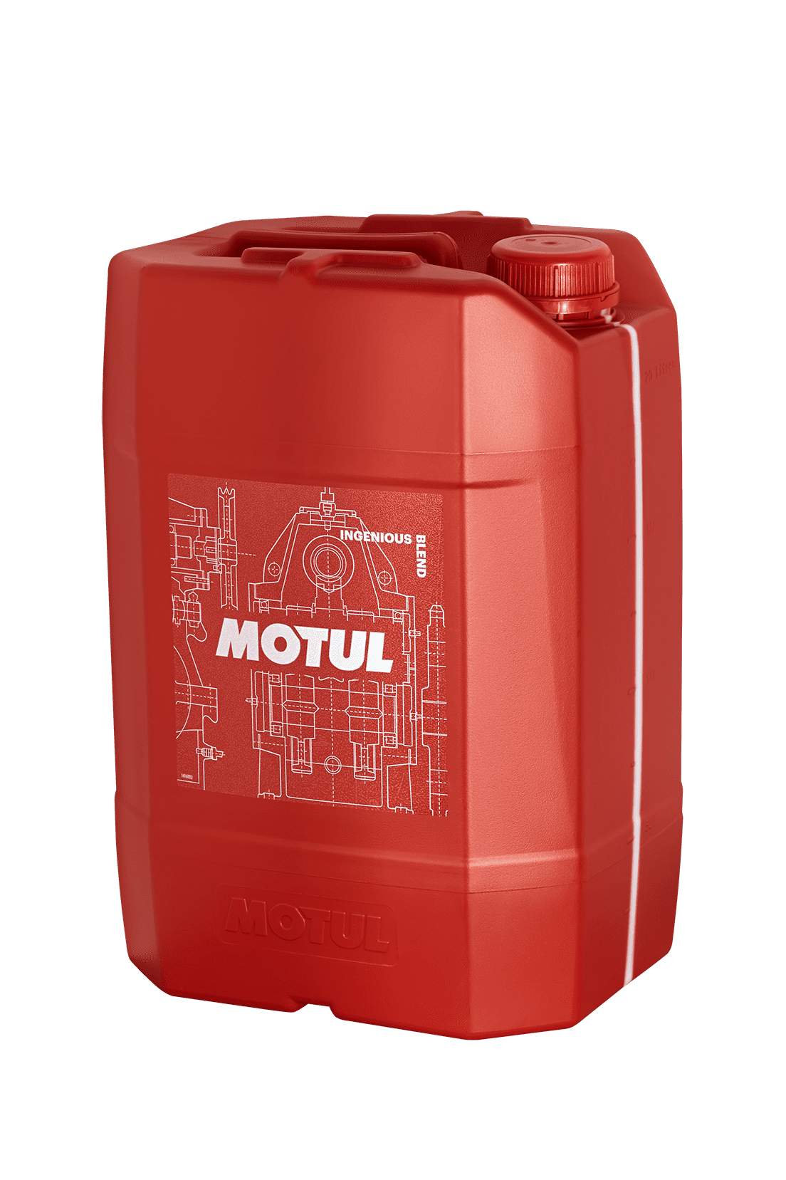 Motul Inugel OPTIMAL Ultra 20L