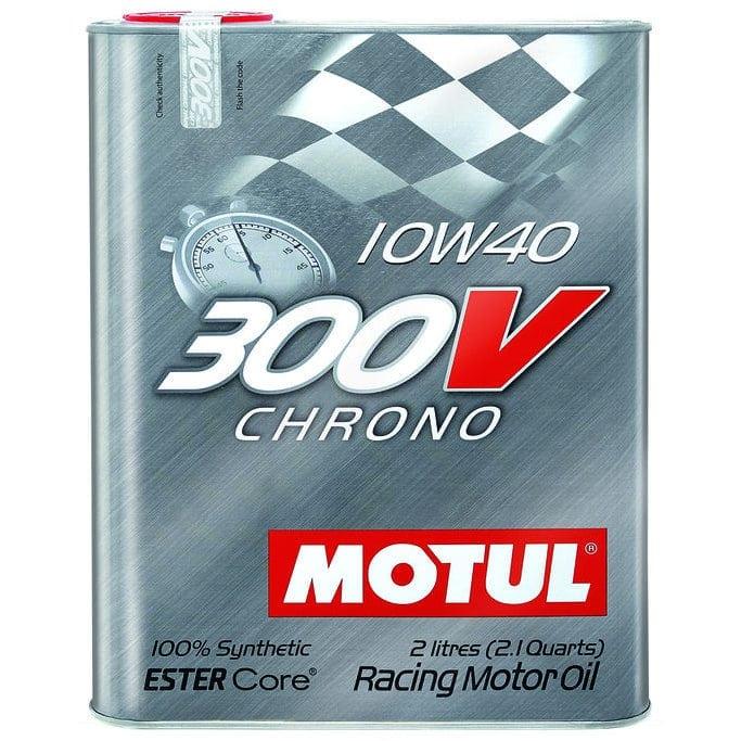 Motul 300V Chrono 10W40 | 2L