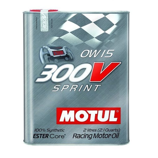 Motul 300V Sprint 0W15 | 2L