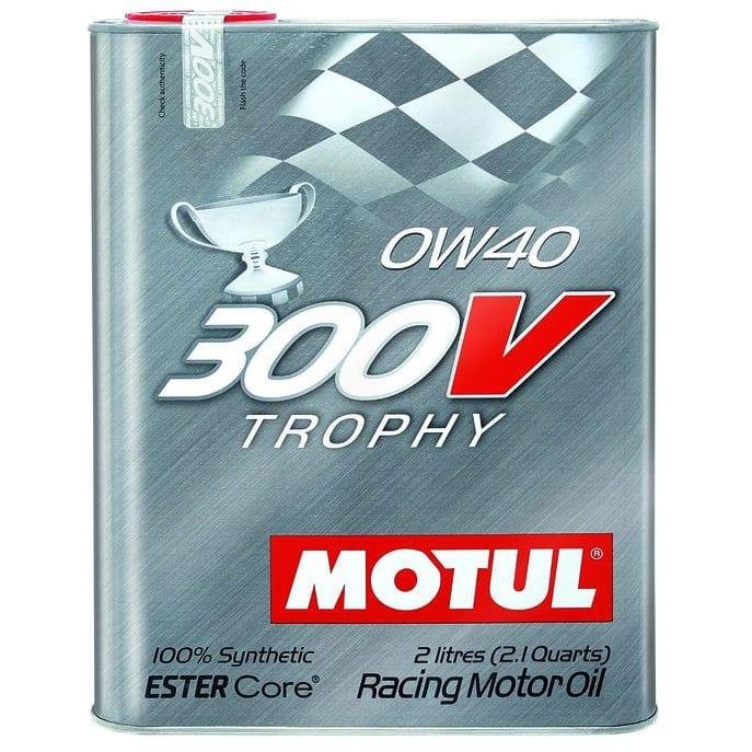 Motul 300V Trophy 0W40 | 2L