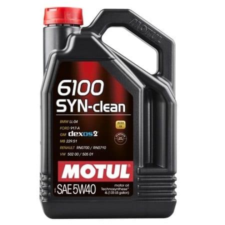 Motul 6100 SYN-CLEAN 5W40 | 5L