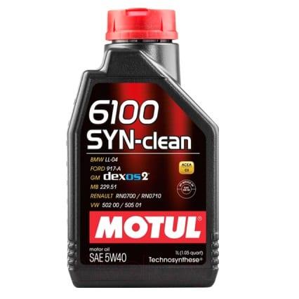 Motul 6100 SYN-CLEAN 5W40 | 1L