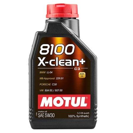 Motul 8100 X-CLEAN + 5W30 | 1L