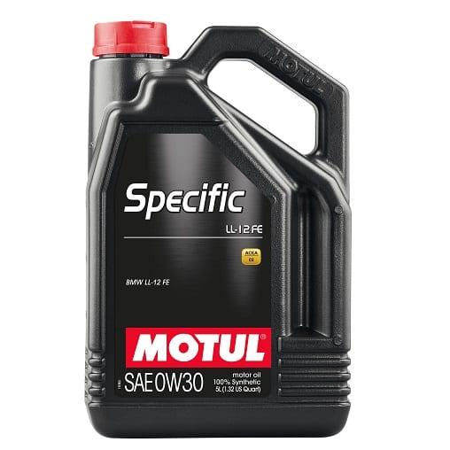 Motul Specific Line Oil | LL-12 FE 0W30 | 5L