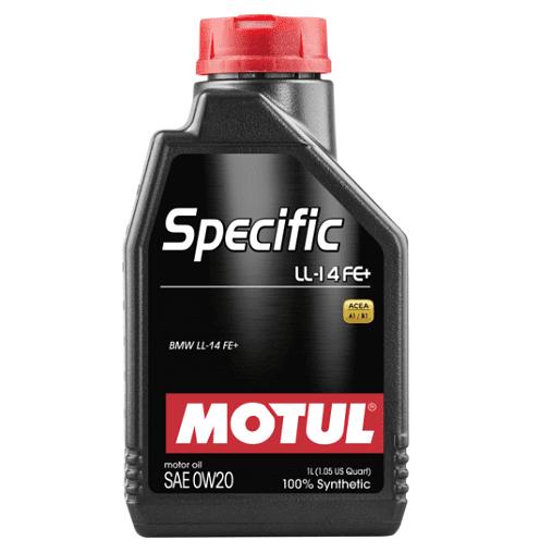 Motul Specific Line Oil | LL-14 FE+ 0W20 | 1L