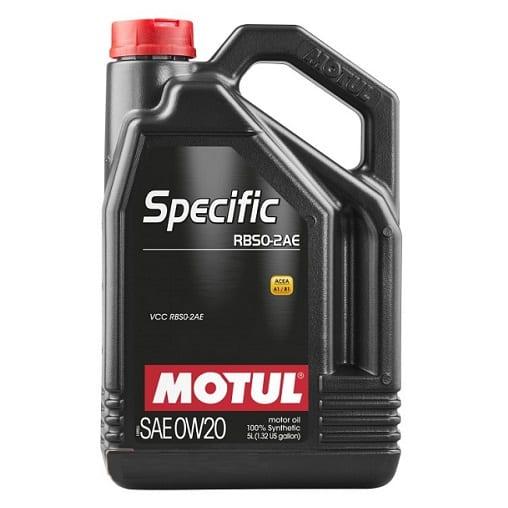 Motul Specific Line Oil | RBS0-2AE 0W20 | 5L