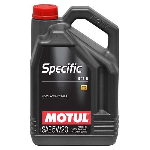 Motul Specific Line Oil | 948B 5W20 | 5L