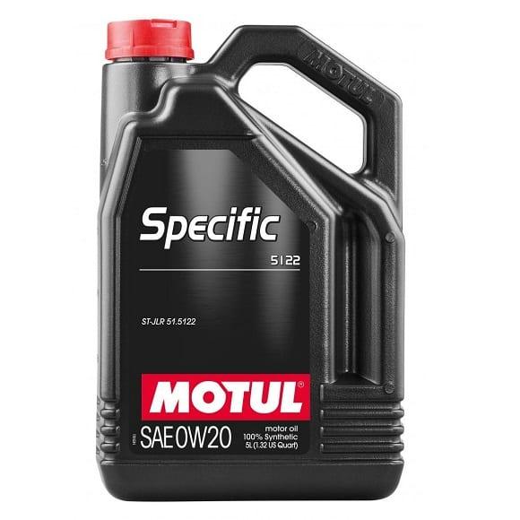 Motul Specific Line Oil | 5122 0W20 | 5L